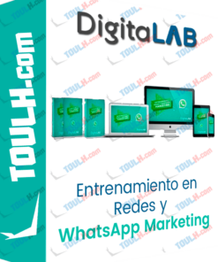 Curso Entrenamiento en Redes y WhatsApp Marketing