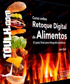 Curso Retoque Digital De Fotografía De Alimentos