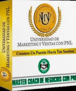 Curso Master choach negocios PNL