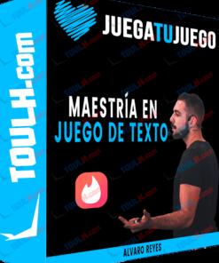 Maestría en Juego de Texto - Alvaro Reyes