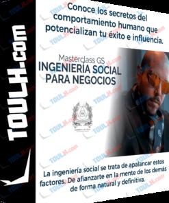 Masterclass: Ingeniería Social para Negocios
