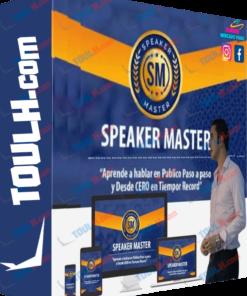 Speaker Master – Daniel Gomez
